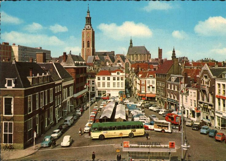 Den Haag Grote Markt  Vroeger    den haag toen en nu   Pinterest