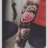 Rose - love, engagement, passion, hope, desire, purity, humility