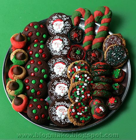 chrome hearts los angeles assorted christmas cookies  Christmas Goodies
