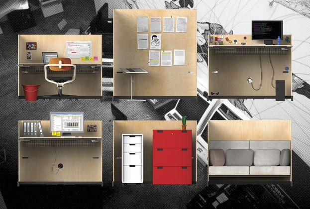 17 best images about vitra hack allstar on pinterest for Office design hacks