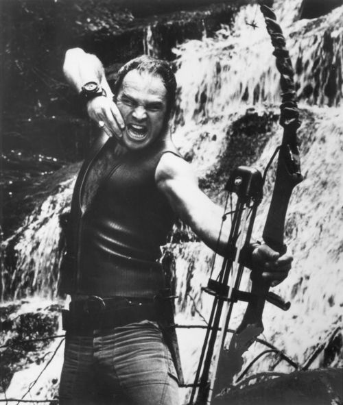 "[CAST] Burt Reynolds (February 11, 1936 - ) as Lewis in ""Deliverance"", 1972"
