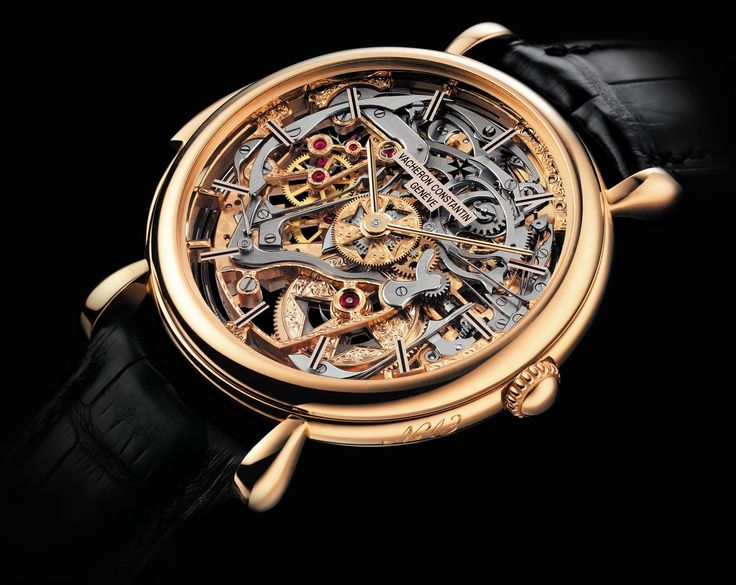 Vacheron Constantin Skeleton Minute Repeater