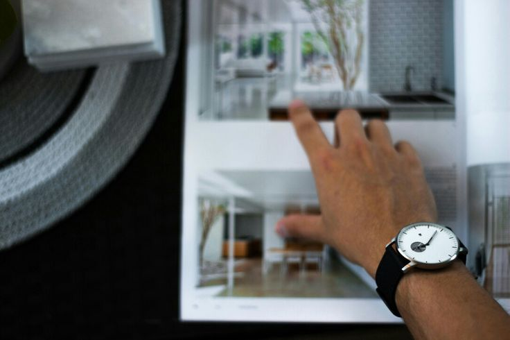 Now available online at www.whywatches.com  A grand selection of watches designed by graduates of architecture