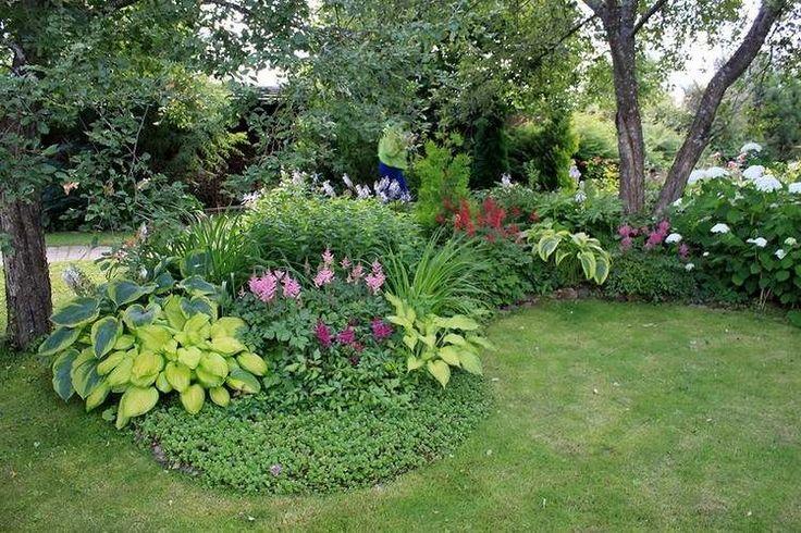 Les 25 meilleures idées concernant Jardin Ombragé sur ...