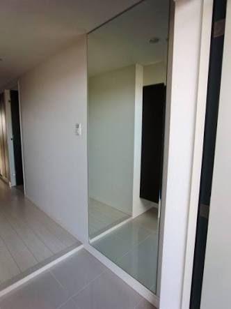 「玄関 鏡 マンション」の画像検索結果