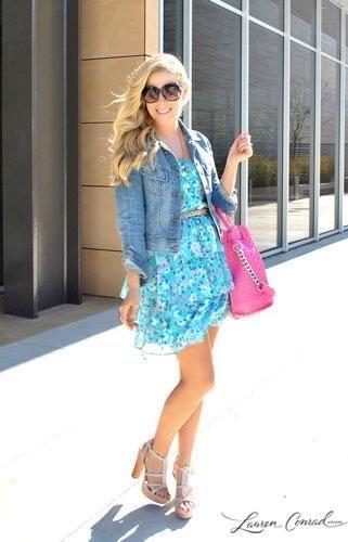 Surprise Date Outfit #laurenconrad