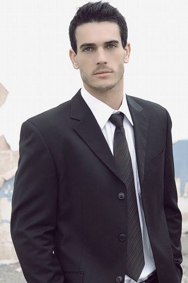 Josh Kloss, top male model and actor. (Inspiration for Ed [possible name change there] in Someone Else's Child.)