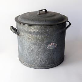 wasketel voor de kookwas