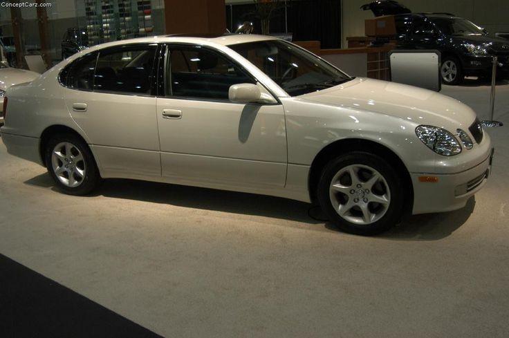 lexus 300 gs 2004