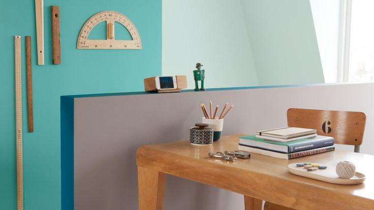 Laat je inspireren door koele groene kleuren en warm hout + kleuren en producten