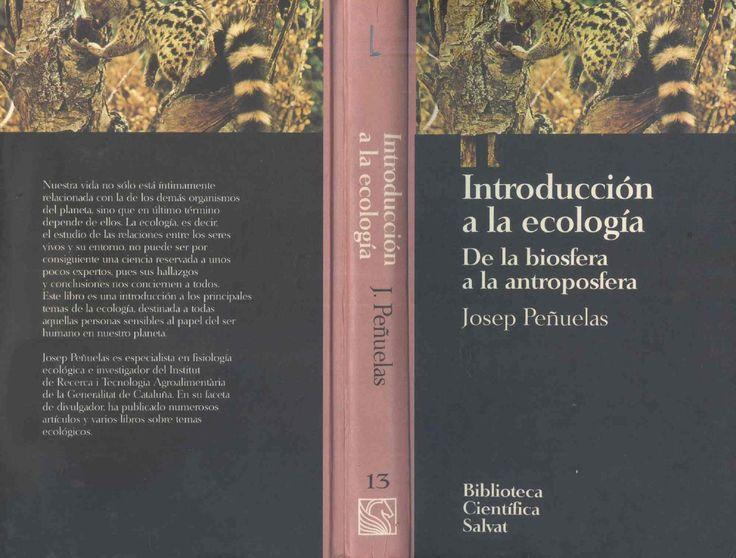 106 best libros books livres images on pinterest books livros introduccion a la ecologia j peuelas biblioteca cientifica salvat 13 1993 fandeluxe Gallery