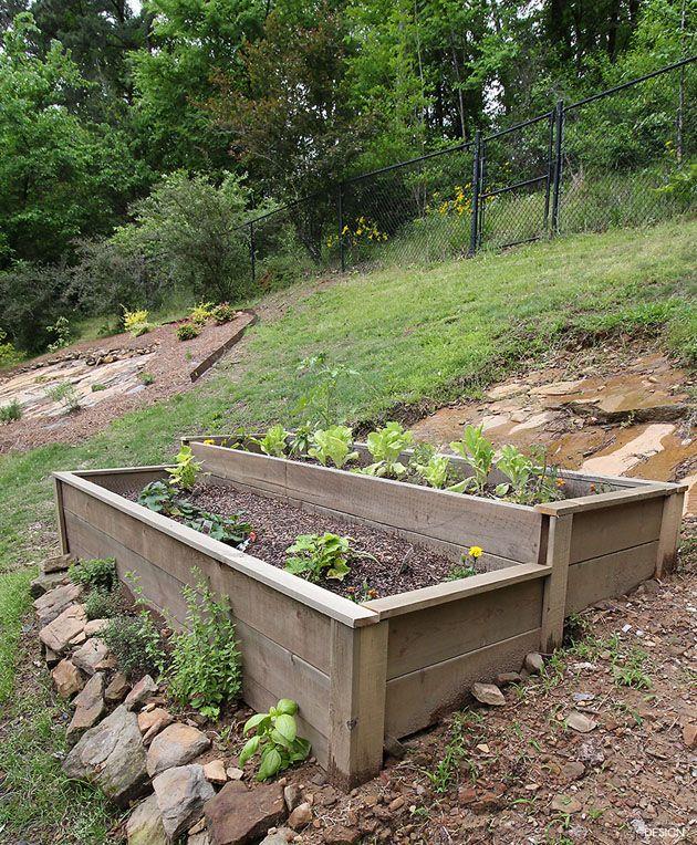 Big Backyard Landscaping Ideas: 17 Best Ideas About Hillside Garden On Pinterest