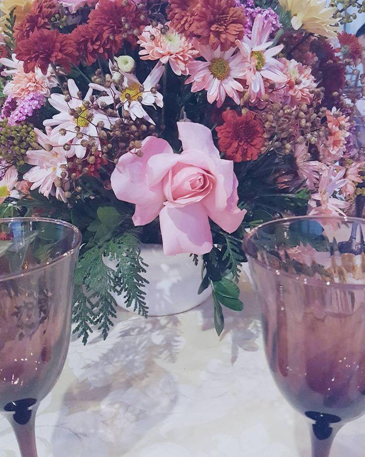 Bom dia flores!! Detalhe lindo ainda de sábado rsrs