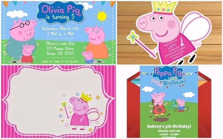 Celebra un cumpleaños Peppa Pig a lo grande