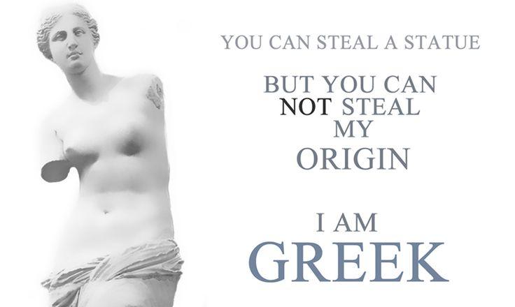 I AM GREEK