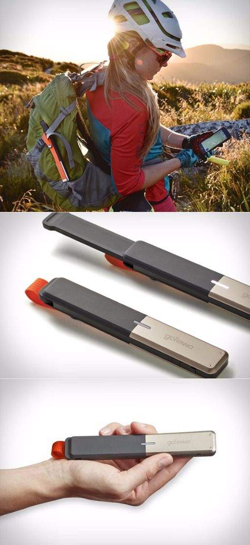 goTenna Off-Grid Text & GPS Survival Communication Device