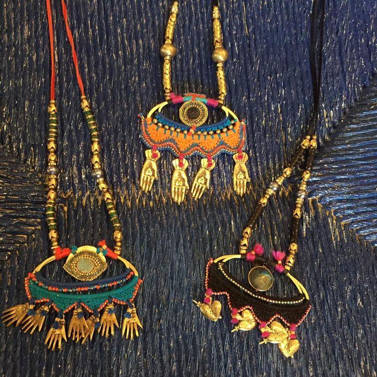 "46 curtidas, 11 comentários - DePetra (@depetra) no Instagram: ""Cosmic eye #necklaces #cosmiceye #depetra"""