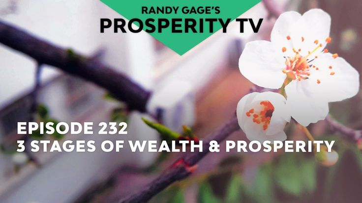 3 Stages of Wealth and Prosperity | Ep. 232