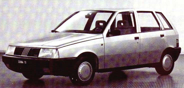 OG   1988 Fiat Tipo   Mock-up (Fiat Due from Giugaro)
