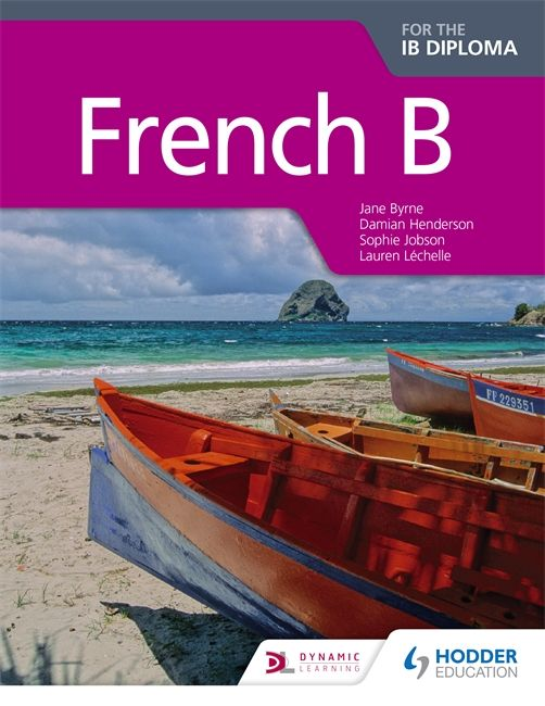 A new, accessible guide to French B from IB experts and native speakers, French B for the IB Diploma responds to teacher needs by providing texts and skills practice at the right level for all students for all core and optional topics. Hodder Education