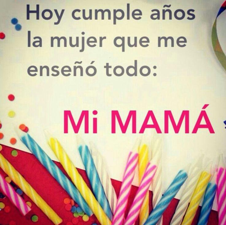 Cumpleaños.