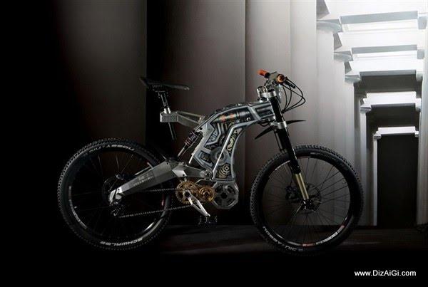 Edição Limitada de Bicicletas Elétricas Híbridas - Diz Aí Gi   Diz Aí Gi