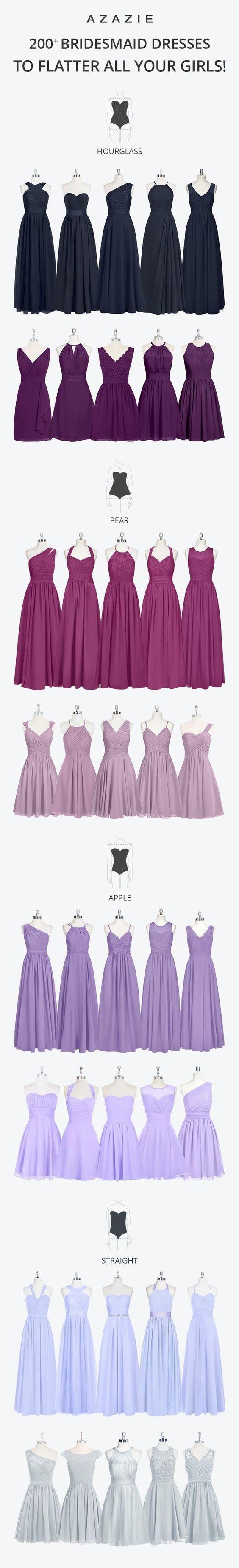 475 best bridesmaids dress images on Pinterest | Bridesmaids ...