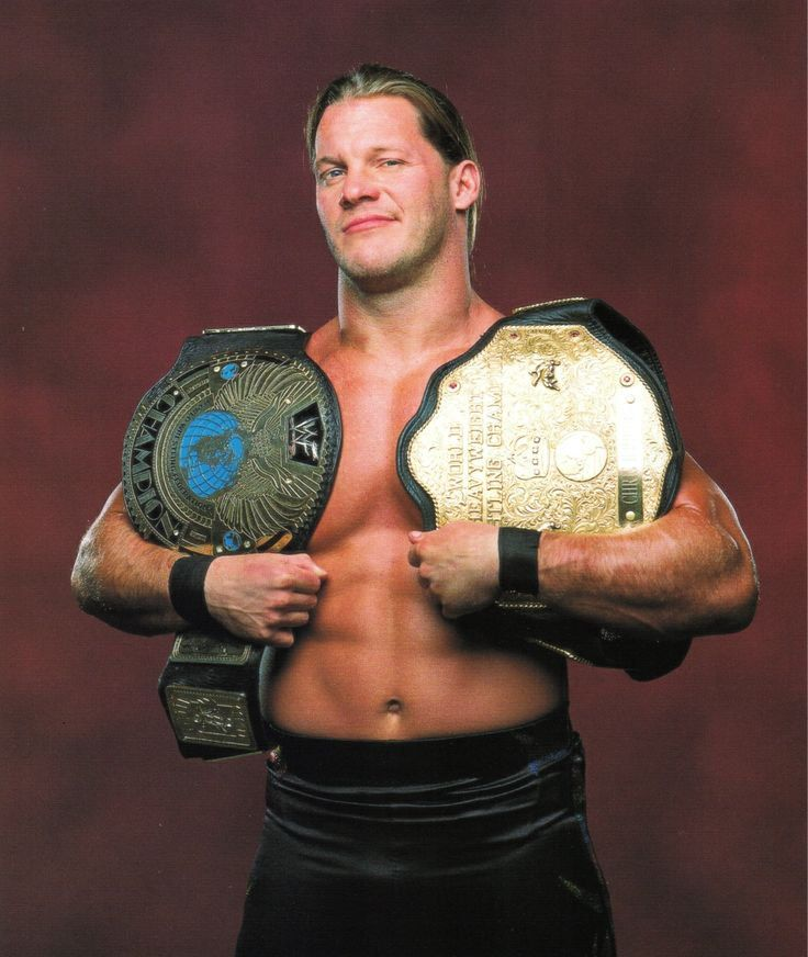 Chris Jericho - FIRST undisputed champ!