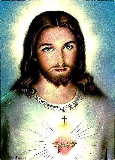 Křesťanské obrázky,gify-Ježíš Kristus