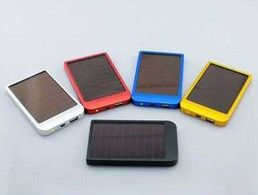 Power Bank : Polycrystalline silicon solar power bank for all Smart Phone, Solar Charger External Backup Battery for Samsung i9300 , Ipad mobile phone