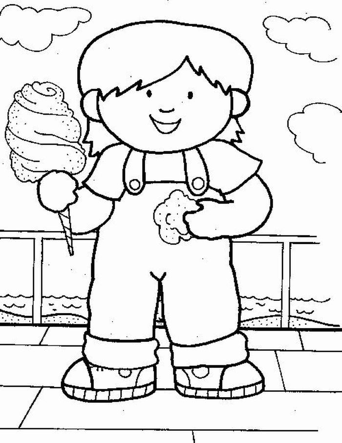 Candy Coloring Pages For Kids Candy Coloring Pages Apple