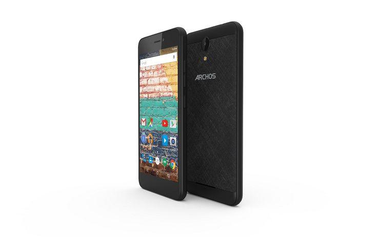 ARCHOS wprowadza niedrogi smartfon  z Nougatem - Smart-Test
