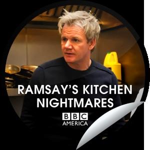 Gordon Ramsay Kitchen Nightmares Tavolini
