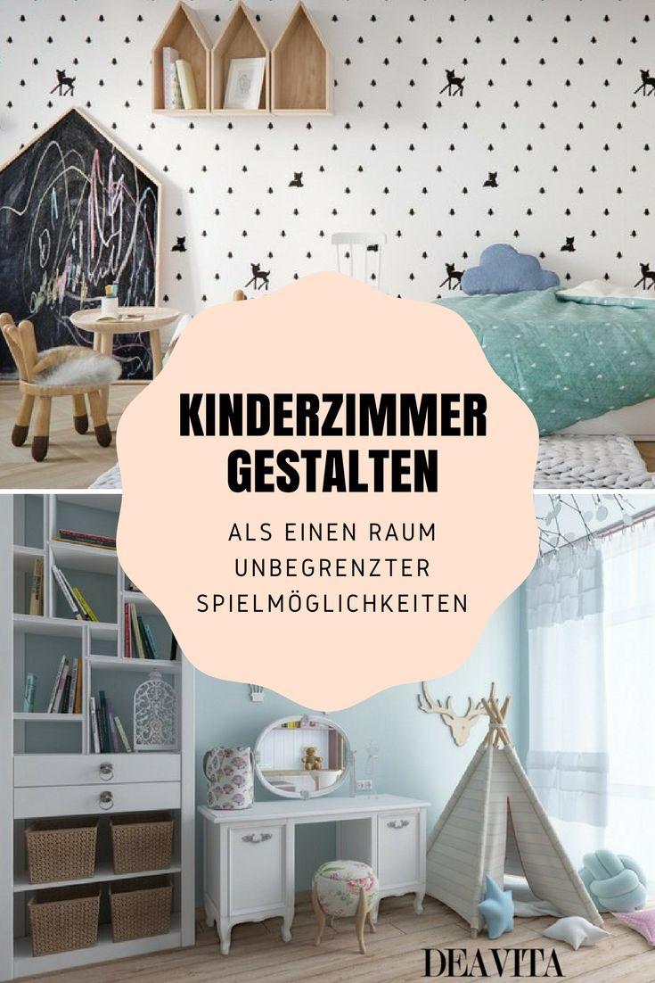 In Diesem Artikel Finden Sie Einige Projekte Für Stylisches Kinderzimmer,  In Das Sich Jedes Kind Verlieben Würde. Sie Sind Durch Ein Ausgeklügeltes  Design ...