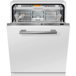 MIELE G6660SCVi Fully integrated dishwashers with 3D cutlery tray