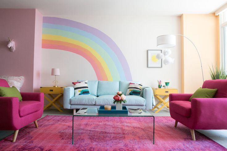 Lilly Singh Living Room