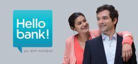 80+30=110€ pour l'ouverture d'un compte bancaire chez Hello Bank. Celui-ci doit être ouvert avant le 30/03/2015