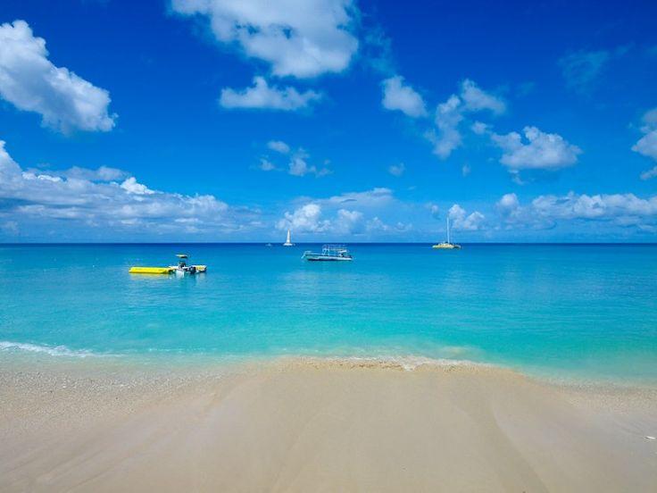 Paynes Bay Beach Barbados