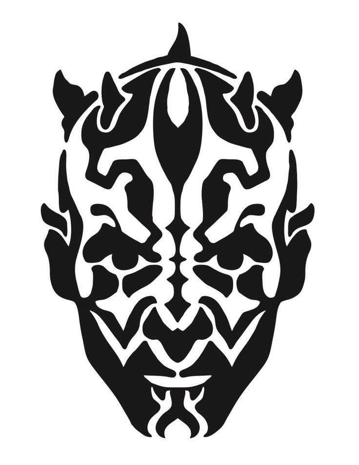 Fabuleux Plus de 25 idées uniques dans la catégorie Star wars pochoir sur  XR87