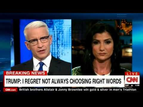 TRUMP: I REGRET NOT ALWAYS CHOOSING RIGHT WORDS ON CNN Breaking News
