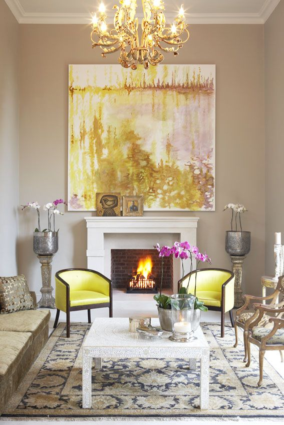 195 best ART CHYC images on Pinterest | Living room, Armchairs and ...
