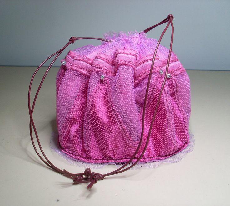 pink small purse