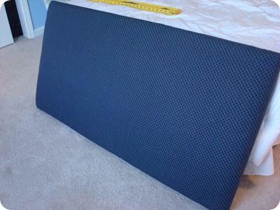 Make a headboard cheap diy headboard wonder if that for How to make a cheap headboard