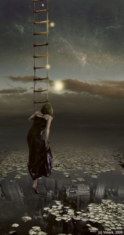 Ladder Into Heaven