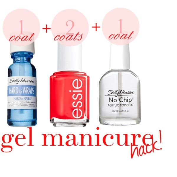 how to clean up dry nail polish