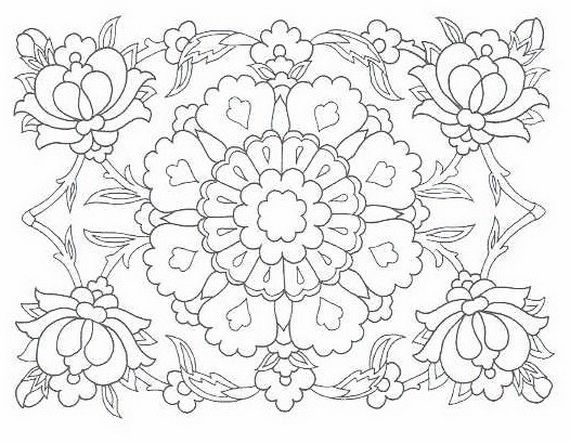 Awesome Coloring Pages for Adults | Ramadan Coloring Pages For Kids | Family Holiday