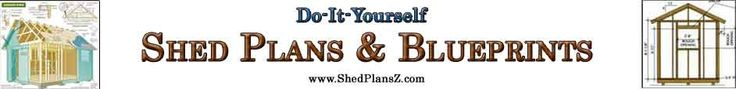 LEAN TO SHED PLANS  How To Build a Lean To Shed From Blueprints