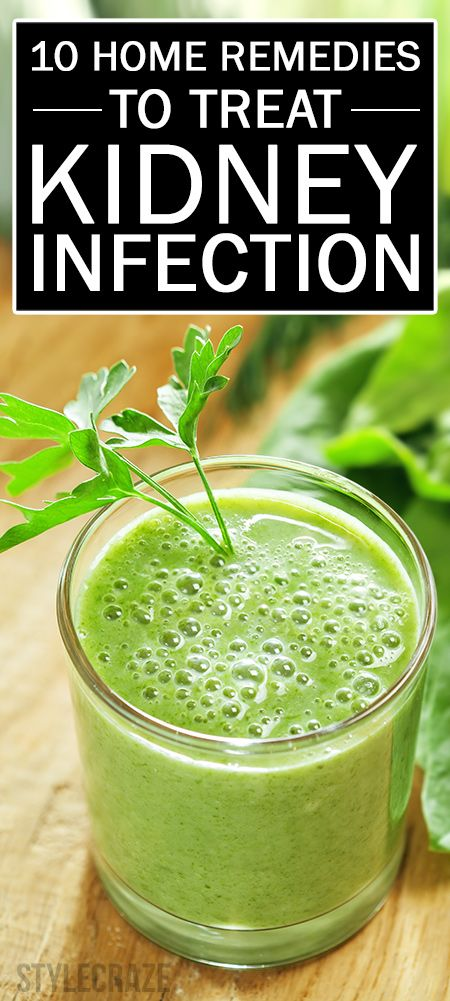 Do you suffer from chronic back pain that shifts to the abdomen? Then it may be kidney infection. Here are 10 effective home remedies for kidney infection for you to check