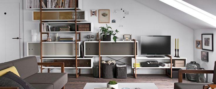 Billige opbevarings møbler | Se vores store udvalg her