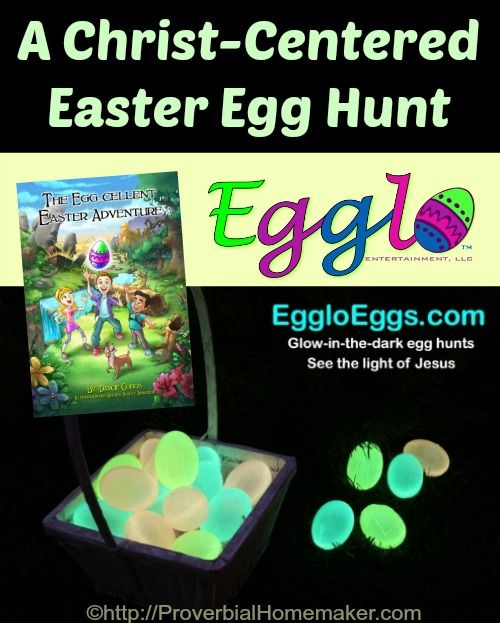 A Unique Christ Centered Easter Egg Hunt Review